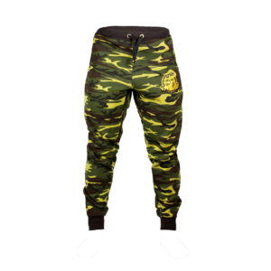 Khaki Camo Jogging Bottoms