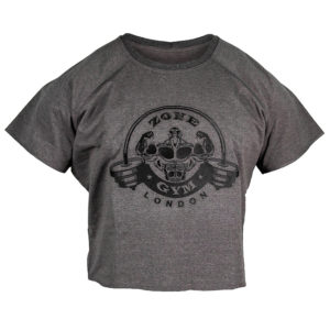 Dark Grey Rag T-Shirt