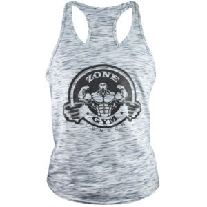Zone Gym Vest (Grey)